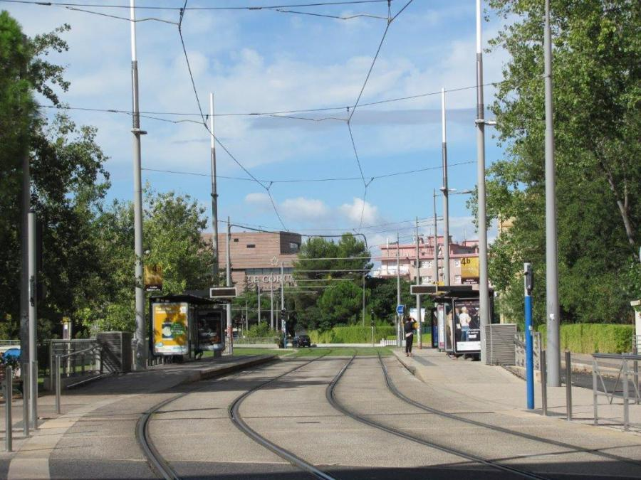 Quartier les Aubes Montpellier