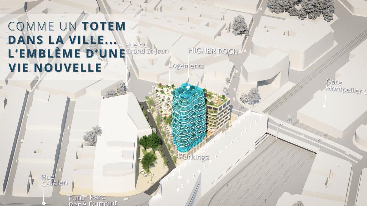 Résidence Higher Roch Montpellier