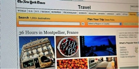 Montpellier new york times