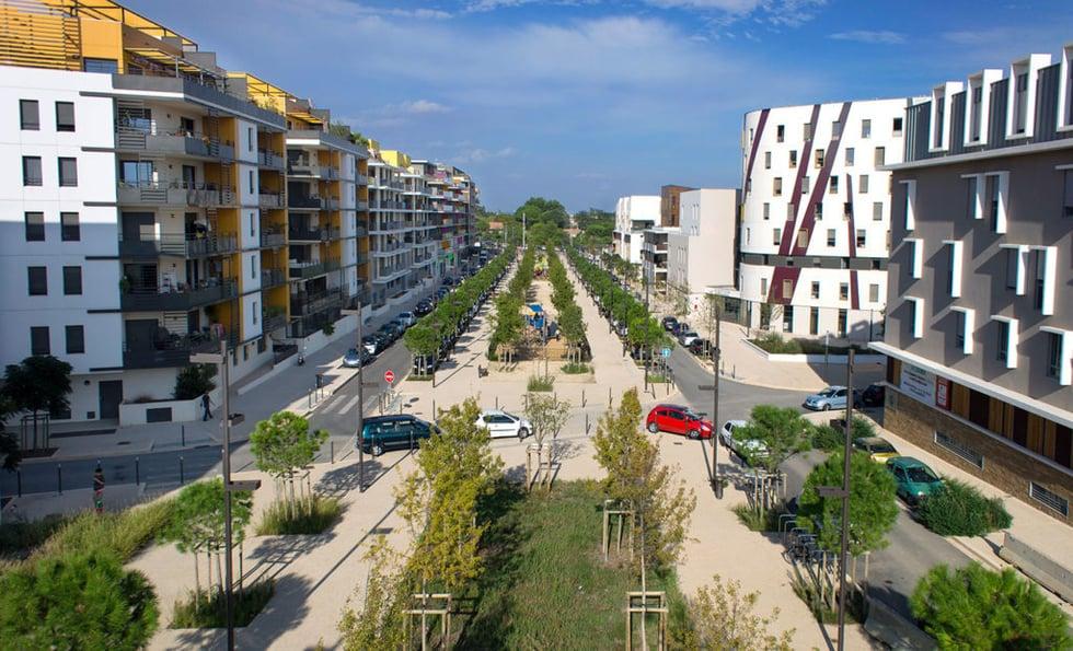 Quartier Grisettes Montpellier