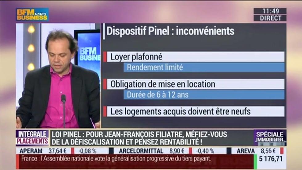 inconvenient loi pinel